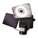 Solar Powered Camera and Security Light 878 Lumens