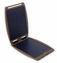 SolarGorilla Tactical Solar Panel for Cellphones, Laptops Digital Cameras and More