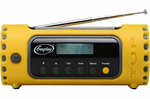 Tuf Radio - Multi-band Radio for Emergencies and Disasters