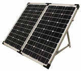 UPG 80 Watt Solar Panel with Stand