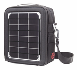 Voltaic Switch Solar Bag with 6 watt solar panels and V15 USB Battery Pack