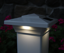 Windsor Solar Post Cap Light