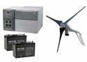 Earthtech Products 1800 Watt Wind Generator Kit with Primus Air 40 Wind Turbine for Homes, RV's and Remote Locations