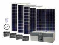 Earthtech Products Ultimate 1800 Watt Generator Kit with 500 Watts of Solar Power for Homes and Off-Grid
