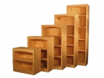 "12"" Deep Framed Bookcases from only $89"
