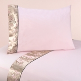 Abby Rose Asian 3 Piece Twin Sheet Set