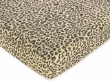 Animal Safari -Animal Print Crib Sheet