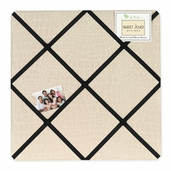 Animal Safari Fabric Memo Board