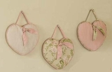 Annabel 3 Piece Wall Hangings By Sweet Jojo Designs