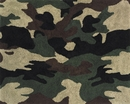 Army Green Camo Accent Floor Rug by Sweet Jojo Designs