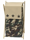 Army Green Camo Hamper By Sweet Jojo Designs