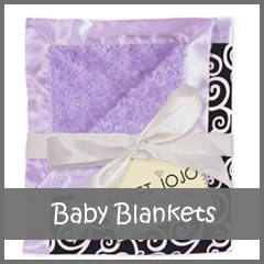 Baby Blankets by Sweet Jojo Designs