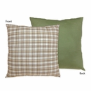 Construction Zone Collection Decorative Accent Throw Pillow