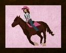 Cowgirl Western Accent Floor Rug by Sweet Jojo Designs
