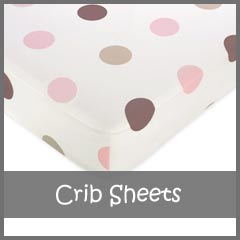 Crib Sheets by Sweet Jojo Designs
