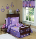 Daisy Flower Toddler Bedding Set