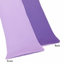 Daisy Purple Collection Body Pillow Cover