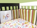 Dr. Seuss ABC Crib Bumper by Trend Lab