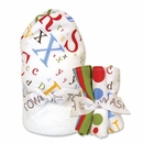 Dr. Seuss  ABC Hooded Towel and Washcloth Set