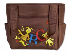 Dr. Seuss ABC Tulip Tote Diaper Bag