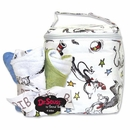 Dr. Seuss Cat in the Hat Bottle Bag & Bib Set