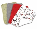 Dr. Seuss Cat in the Hat Burp Cloth Set