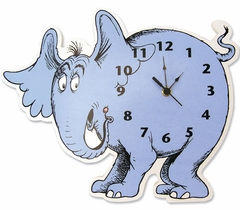 Dr. Seuss Horton Wall Clock
