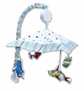 Dr. Seuss One Fish Two Fish Crib Mobile