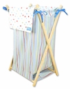 Dr. Seuss One Fish Two Fish Hamper Set by Trend Lab