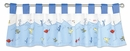 Dr. Seuss One Fish Two Fish Window Valance by Trend Lab