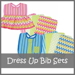 Dress Up Bib Gift Sets