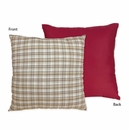 Fire Truck Collection Decorative Accent Throw Pillow