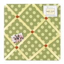 Forest Friends Collection Fabric Memo Board by Sweet Jojo Designs
