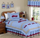 Frankie's Fire Truck - Kids Bedding 4 Piece Twin Set
