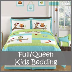 Full/Queen Kids Bedding Sets