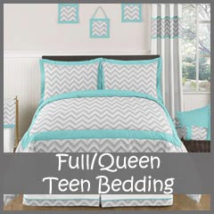 Full/Queen Teen Bedding