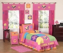 Groovy Love Peace Sign Teen & Kids Bedding 3 Piece Full/Queen Set