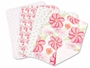 Hula Baby Burp Cloth Set