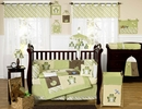 Leap Frog Baby Bedding - 9 Piece Crib Set