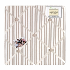 Little Lamb Collection Fabric Memo Board