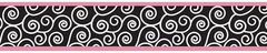 Madison Scroll Print Wall Paper Border by Sweet Jojo Designs