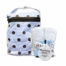 Max Bottle Bag and Bib Set by Trend Lab