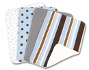 Max Burp Cloth Set by Trend Lab