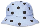 Max Dot Bucket Hat by Trend Lab