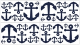 Nautical Anchor Wall Decals