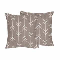 Outdoor Nature Collection Decorative Accent Throw Pillows Set