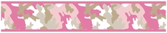 Pink Camo Wallpaper Border By Sweet Jojo Designs
