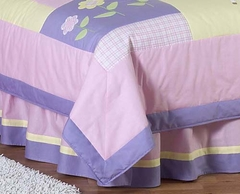 Pony Western Kids Bedding Queen Bed Skirt by Sweet Jojo Designs