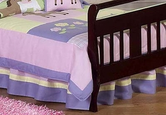 Pony Western Toddler Bed Skirt by Sweet Jojo Designs