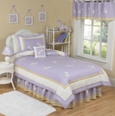 Purple Dragonfly Dreams Kids Bedding - 4 Piece Twin Set